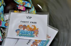 The VIP Party Passes were a BIG Hit!