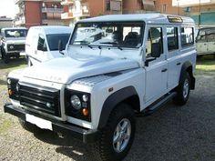 Used Land Rover Defender 2.4 TD