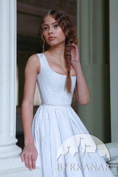 ae6c3a47ba78 Нижний льняной корсет Эпохи Ренессанса Renaissance Skirt