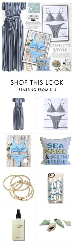 """Hello Greece!"" by vanjazivadinovic ❤ liked on Polyvore featuring ABS by Allen Schwartz, Casetify, Bobbi Brown Cosmetics, Pier 1 Imports, polyvoreeditorial and zaful"