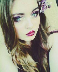 Květinová víla #easy_halloween_makeup