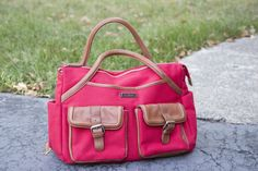 """""""Cutest dang diaper bag out there! Perfect for fall and it doubles as a backpack!"""" IMG_6142  What about this one?? @BrittanyMiriah"""