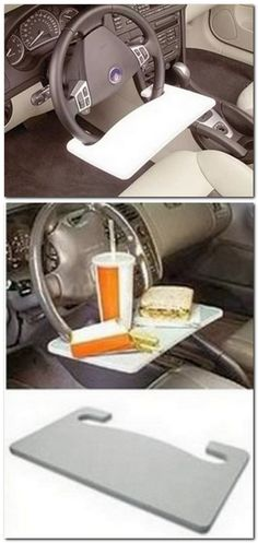 tray for eating in the car