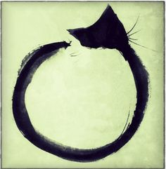 This would make such an adorable cat tattoo