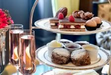 Flemings Mayfair Hotel London | Chocoholic Afternoon Tea http://www.flemings-mayfair.co.uk/london-afternoon-tea.html