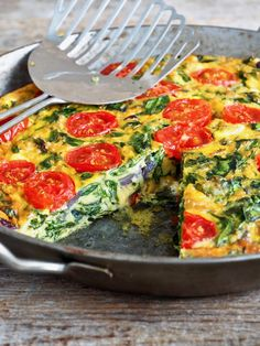 Frittata, Sugar And Spice, Tex Mex, Mozzarella, Spices, Food And Drink, Eggs, Menu, Breakfast