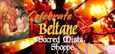 FREE Beltane Spells and Recipes - pagan wiccan witchcraft magick ritual supplies