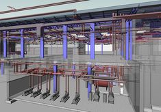 We have expertise in providing high-end MEP modeling services to clients around the globe. View our more MEP modeling projects at http://www.bimservicesindia.com/mep-bim-portfolio.php.