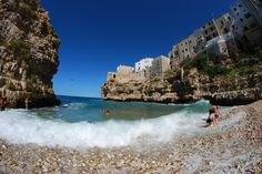 Polignano a Mare, Puglia, Italy | Flickr - Photo Sharing!