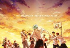 kuroko no basket, anime, and kuroko no basuke imageの画像
