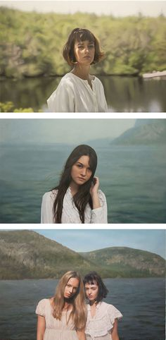 Stunning works by painter Yigal Ozeri