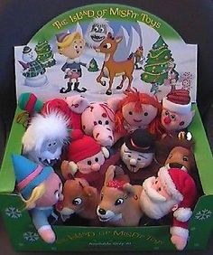 CVS Rudolph Reindeer Island of Misfit Toys Trivia and History | eBay