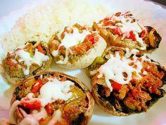 Fleischgerichte - Türkische Rezepte Bruschetta, Salmon Burgers, Ethnic Recipes, Low Carb, Turkish Recipes, Chef Recipes, Cauliflowers, Eat Lunch, Food Dinners
