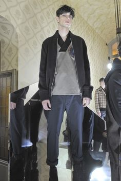 LOOK | 2015-16 FW MILAN MEN'S COLLECTION | ICEBERG | COLLECTION | WWD JAPAN.COM