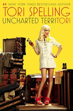 Unchartered Territori by Tori Spelling