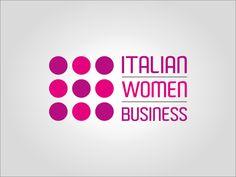 Logo Design: Italian Women Business