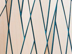 Wooden Mesh II by Diego Vencato, via Behance