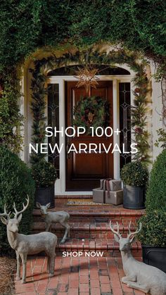 Make the holidays shimmer and shine with new arrivals, entertaining essentials, decor, & more. Shimmer N Shine, Ballard Designs, Accent Pieces, Home Interior Design, French Vintage, Shop Now, Entertaining, Seasons, Holiday Decor