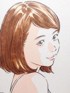 夜なべして描きましたー。RT@mame_yuki_ab:こんばんは。この色紙、長澤まさみさんの公式Facebookページに掲載されていましたね。(^^)