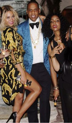 Beyoncé Jay & Kelly