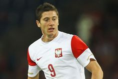 Robert Lewandowski- Poland