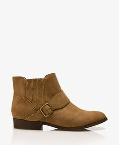 FOREVER 21 Classic Faux Suede Chelsea Boots on shopstyle.co.uk