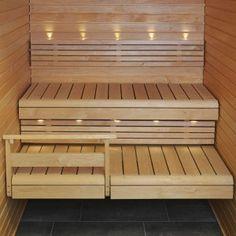 SUOMI_iso Sauna Design, Outdoor Furniture, Outdoor Decor, Life Hacks, Saunas, Basement, Bathrooms, Dreams, Country