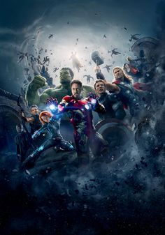 Age of Ultron poster 3