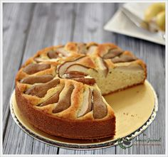 Pear and Hazelnut Cake | Anncoo Journal - Come for Quick and Easy Recipes