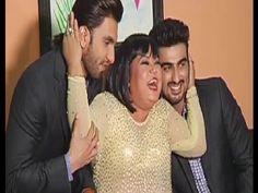 GUNDAY Arjun Kapoor, Ranveer Singh, Bharti singh FUNNY VIDEO.