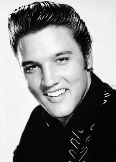 """Elvis in a publicity shot for""""Love Me Tender"""", photographed by Frank Powolny, 1956."""