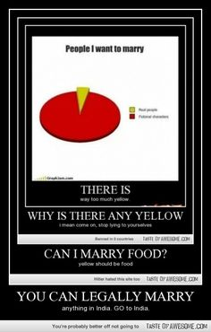 Funny - You Can Legally Marry