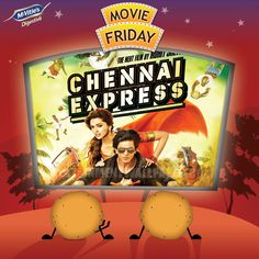 #ChennaiExpress #ShahRukhKhan #DeepikaPadukone #Goa #Chennai #Train #KahanSeKharidiItniBakwasDictionary #McVities #McVitiesIndia #McVitiesMovieFriday #Bollywood #SwitchToAHealthyHabit
