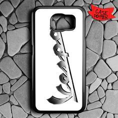 Vespa Logo Samsung Galaxy S6 Black Case