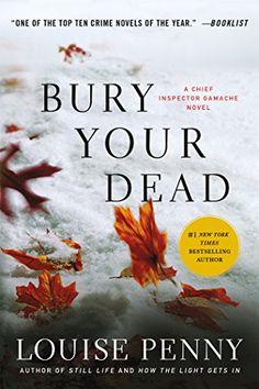 Bury Your Dead: A Chief Inspector Gamache Novel (A Chief Inspector Gamache Mystery Book 6) by Louise Penny http://www.amazon.com/dp/B003P8PENC/ref=cm_sw_r_pi_dp_oPkvwb03XPMZ0
