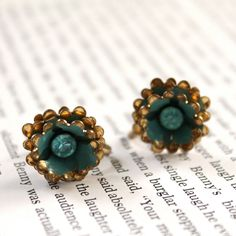 0 00 and Up Custom Plugs Upcycled Vintage by somedaysoonjewelry,