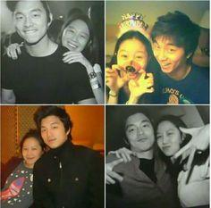 Gong yoo and Gong hyo jin ❤❤