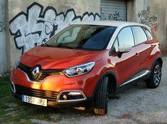 Allsidig bil, Renault Captur