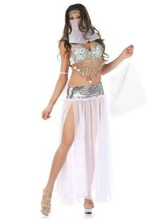 Red 5 Piece Bellydancer Costume LOLA Arab belly dancer dress One of the most iconic symbols of the East is the famous dance of the. Belly Dancer Halloween Costume, Belly Dancer Costumes, Halloween Fancy Dress, Belly Dancers, Folk Costume, Dance Costumes, Halloween Costumes, Halloween Cosplay, Cowgirl Costume