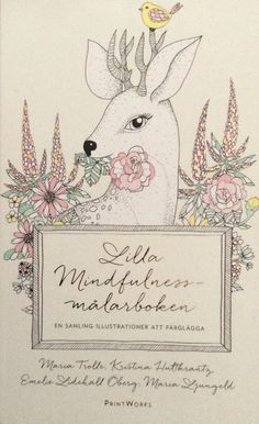 Little Mindfullness Colouring Book, Trolle, Lidehäll, Other, Sweden 🇸🇪 my rating 3