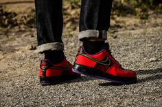 """Nike Air Force 1 """"Year of the Snake"""" by Vyacheslav  Kolomeets on 500px"""