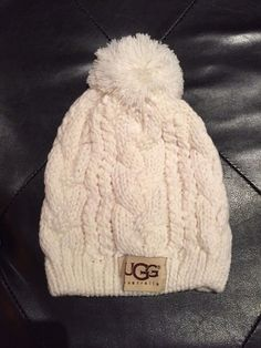 f2139fc973a Ugg Australia Winter Beanie Hat FREE SHIP  fashion  clothing  shoes   accessories