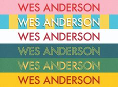 If you like Wes Anderson, you get this.