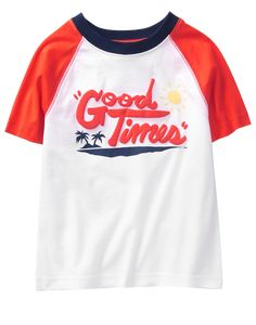 939f71b061d Good Times Tee Crazy 8, Toddler Boys, Graphic Tees, Miami, Toddlers,