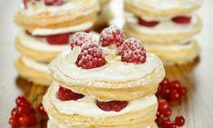 Dutch Strawberry Mini Pancakes [1000  996]