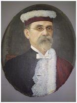 ANTONINO EMILIANO DE SOUZA, 1933. Óleo sobre tela, 48 x 56 cm. Autora: Antonieta Santos Feio.