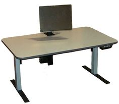Ergonomics computer desk is intended to decrease RPI by enhancing monotonous actions. For instance, computer keyboard features wrist rests that reduce strain. Minimalist Computer Desk, Computer Stand For Desk, Gaming Computer Desk, Pc Desk, Modern Office Desk, Desk Office, Office Furniture, Furniture Ideas, Adjustable Computer Desk