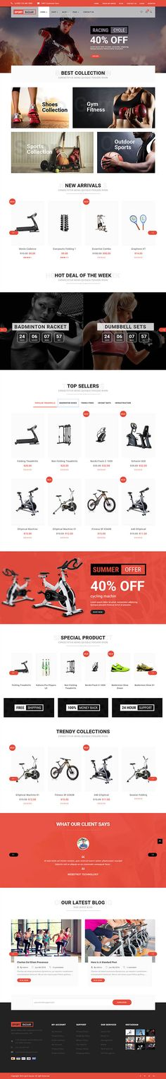 Sport Bazaar – Extreme | Sports Clothing | Equipment WooCommerce WordPress Theme #bestof2016 #bestwordpressthemes #responsivewordpressthemes #topwordpressthemes #wordpressthemes