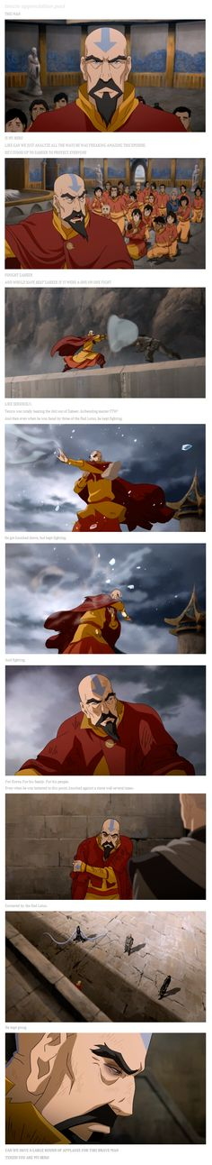 Tenzin is seriously the man!!!! definitely one of my favorite characters in korra :)