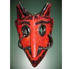Réalisez un masque pour Mardi Gras : Catherine W